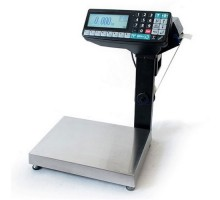 Весы-регистратор с печатью этикетки МАССА МК-RP-10-1