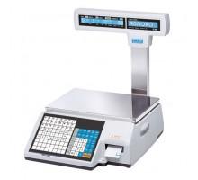 Весы с печатью этикетки CAS CL-5000J-15IP Ethernet
