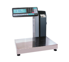 Весы-регистратор с печатью этикетки МАССА МК-15.2-RL-10-1