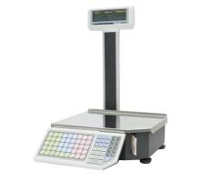 Весы с печатью этикетки Штрих - ПРИНТ М15-2.5 Д1 (H) (v.4.5)