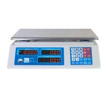 Весы торговые ФорТ-Т 918 LCD Оптима