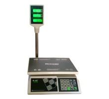 Весы торговые M-ER 326 ACP с АКБ LCD Slim