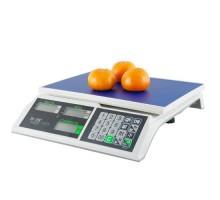 Весы торговые M-ER 326 AC с АКБ без стойки LCD Slim