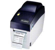 Принтер этикеток GODEX DT2US (термо, RS-232, USB)